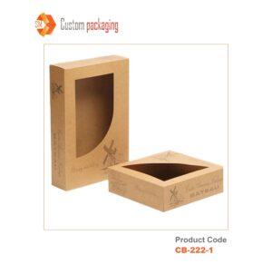 Cardboard Die Cut Boxes