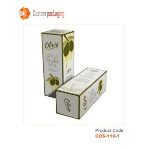 custom Lotion Boxes
