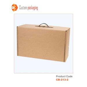 Cardboard Suitcase Boxes