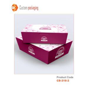 Cardboard Cake Boxes