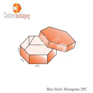 Hexagon Two Pieces