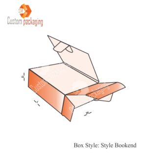 Stylish Bookend boxes
