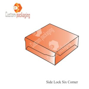Side Lock Six Corner