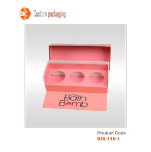 Bath Bomb Boxes With Inserts
