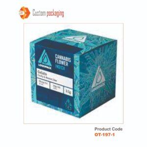 Custom Cannabis Boxes