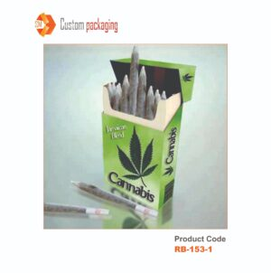 Pre Rolled Boxes