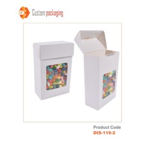 Candy Boxes with window