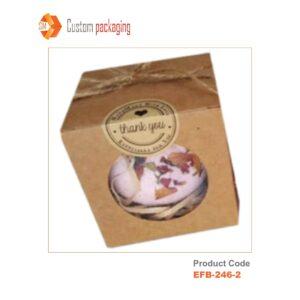 ECO Friendly Bath Bomb Packaging