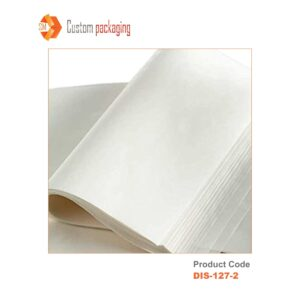 Printed Butter Paper