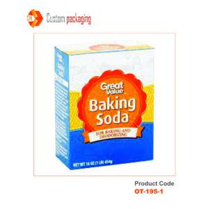 Baking Powder Boxes