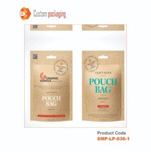 Custom Powder Sachet Boxes