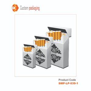 Custom Sleeve Cigarette Boxes