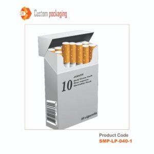Custom Tobacco Packaging