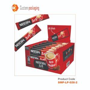 Coffee Sachet Boxes