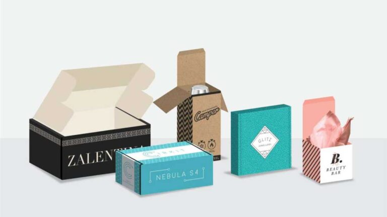 Read more about the article CUSTOM PACKAGING BOXES WITH LOGO A KEY COMPONENT
