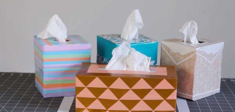 Read more about the article CUSTOM TISSUE BOXES FOR TISSUE PAPER