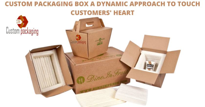 Read more about the article CUSTOM PACKAGING BOX A DYNAMIC APPROACH TO TOUCH YOUR CUSTOMERS' HEART