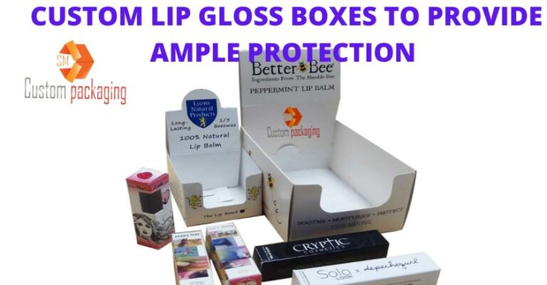 Read more about the article CUSTOM LIP GLOSS BOX TO PROVIDE AMPLE PROTECTION TO LIP GLOSSES